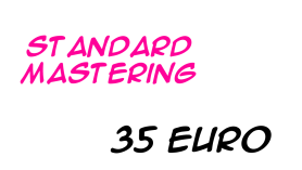 Standard-Mastering-AudiobyRay
